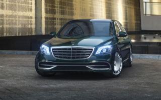 Автобаза ДУСи потратила почти $1,3 млн на два шестисотых «Мерседеса»