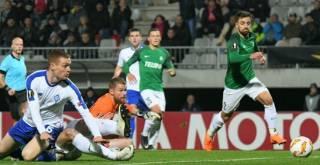 Лига Европы: «Динамо» снова опозорилось на глазах у своих фанатов