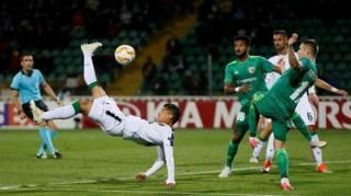 «Ворскла» финишировала не последней в группе Лиги Европы
