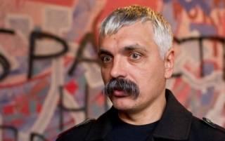 Националист Корчинский пригрозил боксеру Усику «пулей из Калашникова», если тот пойдет защищать Лавру