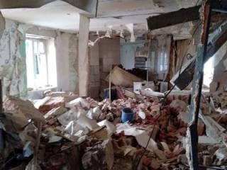 Под завалами разрушенного странным взрывом дома в Фастове нашли погибших