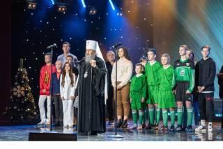 Митрополит Онуфрий: Молодые украинцы — надежда нашей нации
