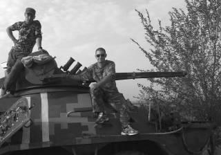 БТР-3: служба на благо Украины