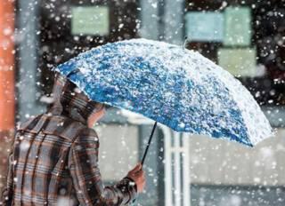 На юге Украины объявлено штормовое предупреждение – возможен мокрый снег