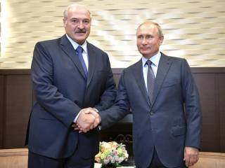 Съест ли Путин Беларусь?