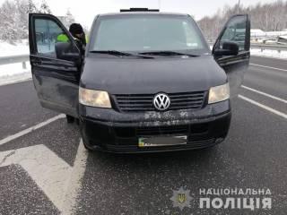На Киевщине полицейские решили проверить документы у водителя. И нашли похищенного сумчанина