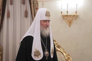 Патриарх Кирилл призвал мировое православие не признавать ПЦУ