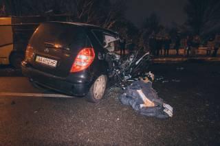 В пьяном ДТП на окраине Киева погибла женщина