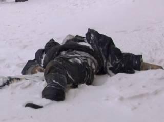 В Ужгороде насмерть замерз неизвестный мужчина