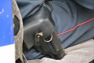 На Виннитчине во время несения службы застрелился полицейский