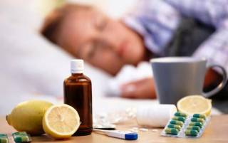 Киевлян массово «косит» новый вирус гриппа