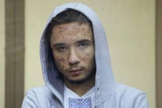 Политзаключенный в России Павел Гриб практически ослеп