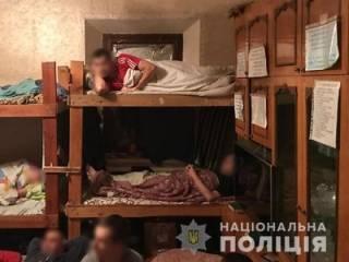 В Днепре двое рабовладельцев держали в неволе десятки людей