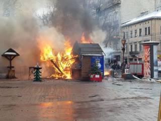Во Львове увеличилось число пострадавших в результате ЧП на Рождественской ярмарке
