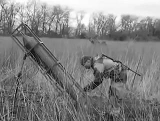 Оружие террора: эрзац-ракеты в небе Донбасса