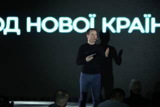 Деревянко вышел из партнерства с Саакашвили