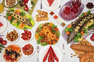 Во сколько украинцам обойдется «поляна» на Новый год: от дома до ресторана