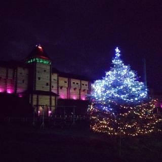 Новогодняя ночь в «Парке Киевская Русь» преподнесет немало интересных сюрпризов