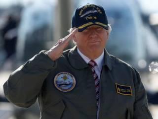 Стало известно, как молодому Трампу удалось «откосить» от войны во Вьетнаме