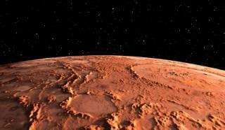 На Марсе обнаружили головы инопланетян