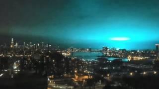 Полиция Нью-Йорка нашла простое объяснение «нашествию инопланетян». Поверили не все