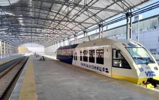 В столице снова сломался экспресс «Киев-Борисполь»
