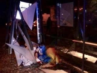 Во Львове из-за «евробляхера» погибла молодая девушка