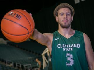 Бородатый сын Коломойского «засветился» в американской баскетбольной команде