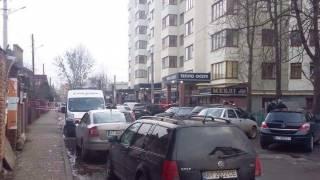 В Ивано-Франковске средь бела дня расстреляли криминального авторитета