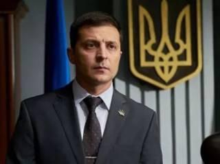 Зеленский занял эфир Порошенко, чтобы объявить о выдвижении в президенты