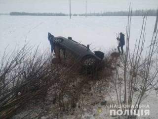 Под Николаевом произошло крупное ДТП ‒ погибли и взрослые, и дети