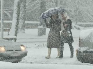 Синоптики предупредили украинцев о затяжных снегопадах и морозах