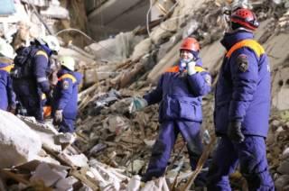Счет жертв взрыва в Магнитогорске пошел на десятки