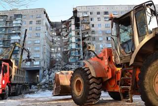 Число жертв в результате взрыва дома в Магнитогорске продолжает расти