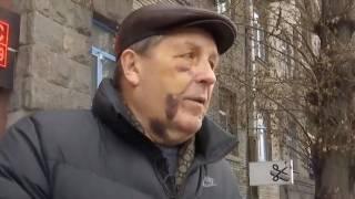 В Киеве избили авиаконструктора – соавтора знаменитой «Мрии». Среди нападавших были полицейские