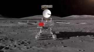 Китайцы первыми в мире сумели посадить космический аппарат на обратной стороне Луны
