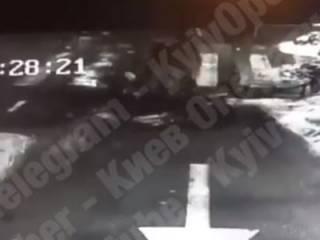 В сеть попала видеозапись убийства сотрудника госохраны