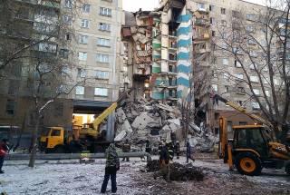 В Магнитогорске опознаны тела всех погибших под завалами дома