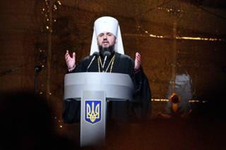 Глава ПЦУ Епифаний заявил, что «не имеет ничего против» РПЦ