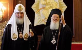 Отныне ПЦУ будет поминать на своих службах Патриарха Московского и всея Руси Кирилла