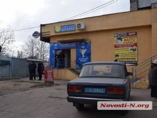 В Николаеве лихие налетчики расстреляли владельца азартного «Золотого кубка»