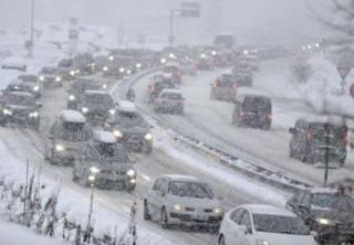 Синоптики предупредили украинцев о снегопадах и дождях
