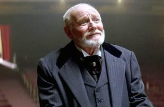 Скончался легендарный британский актер Уильям Морган Шеппард