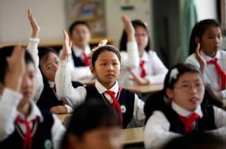 В Китае неизвестный напал на школу – есть пострадавшие