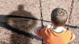 В Борисполе неизвестный едва не похитил ребенка среди бела дня