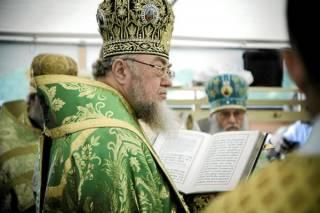 Глава Польской Церкви: Епифаний — не священнослужитель