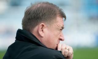 Столичный футбольный клуб вышел из отпуска и тут же остался без главного тренера