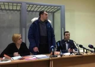 Боксер, убивший сотрудника госохраны в Киеве, вышел под залог