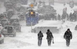 Как оказалось, от холодов в Украине уже погибли десятки людей