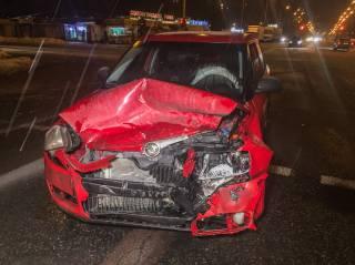 В Киеве из-за маневра такси Uber пострадал ребенок